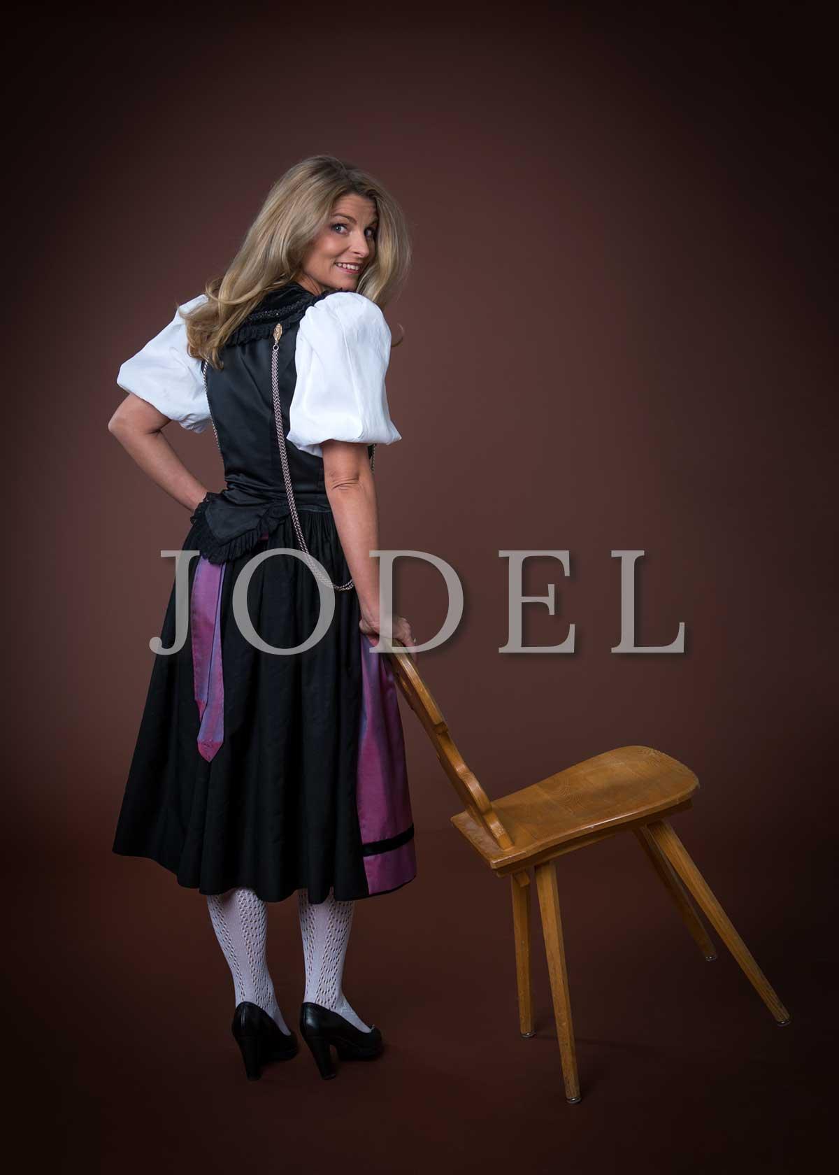 Franziska Wigger, Jodel