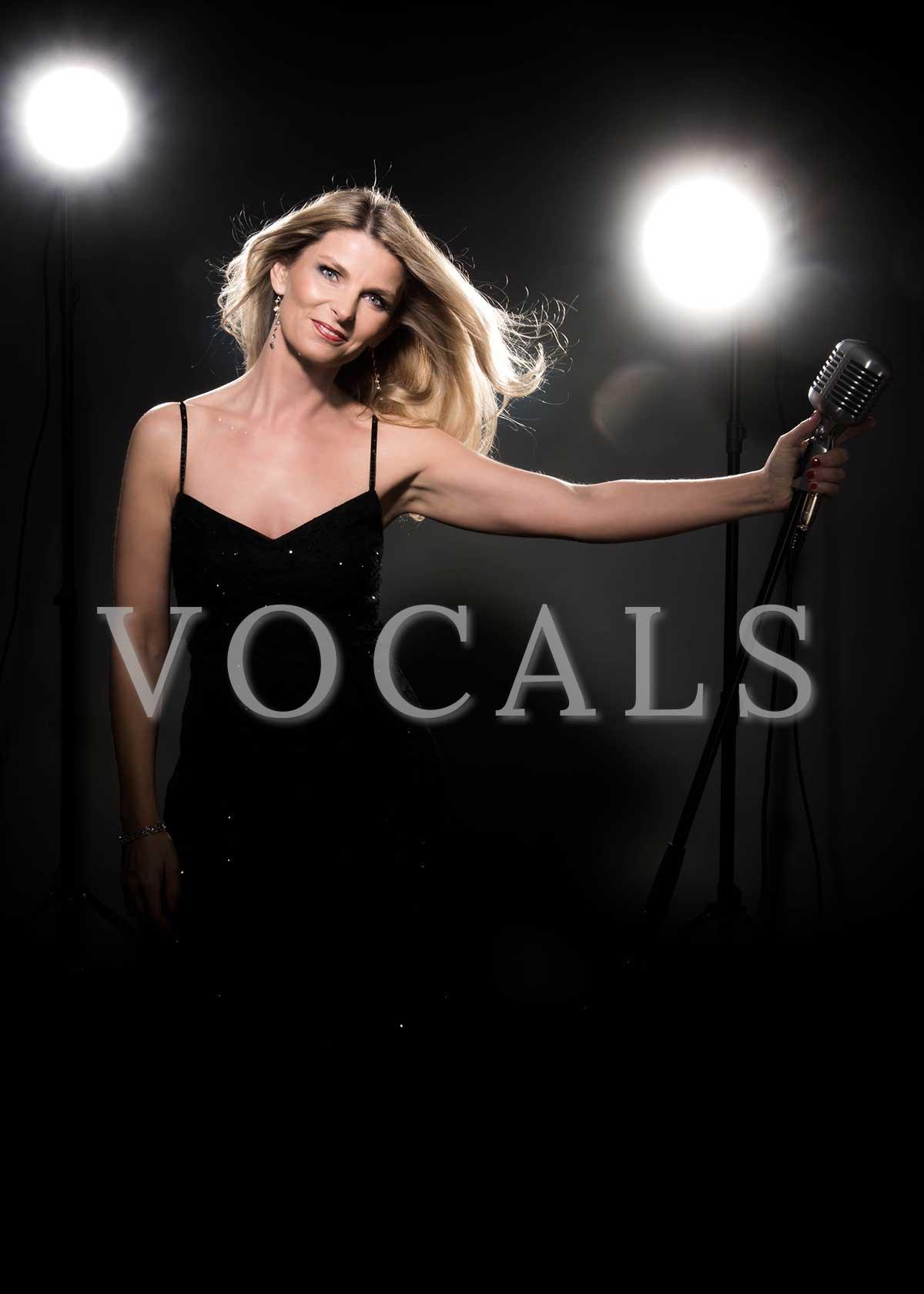 Franziska Wigger, Vocals